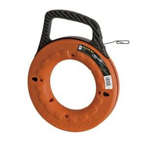 Klein Tools Depthfinder 65 ft. Steel Fish Tape 56002