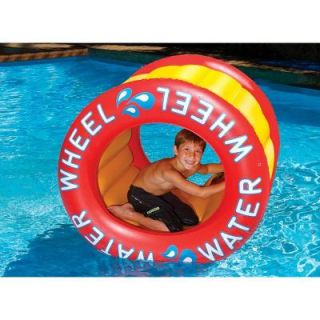 Swimline The Inflatable Water Wheel Pool Toy NT255