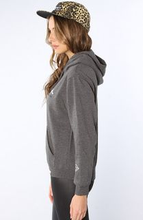 Diamond Supply Co. pullover Diamond Kush hoodie charcoal–
