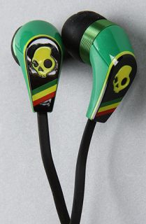 Skullcandy 50/50 with Mic in Rasta