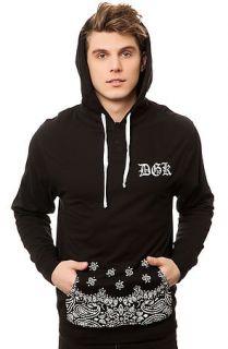 DGK Sweatshirt OG Hooded Jersey in Black