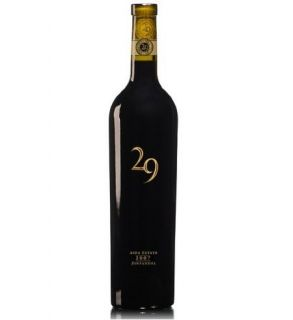 2007 Vineyard 29 Aida Zinfandel 750ml: Wine