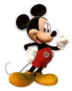 Mickey Mouse pointing pointer finger in air   number one Disney Iron On Transfer for T Shirt ~ dirt bike  Other Products