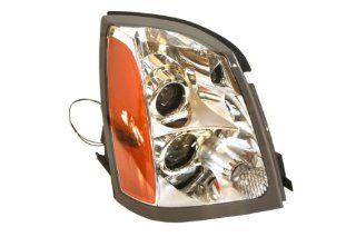 Genuine Cadillac SRX Passenger Side Headlight Assembly Composite (Partslink Number GM2503287) Automotive