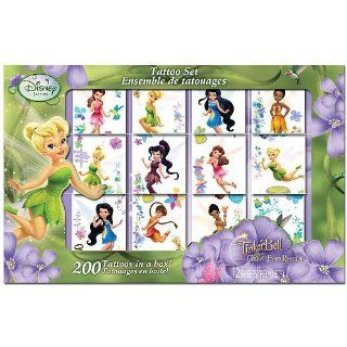 Disney Fairies Tattoo Kit: Toys & Games