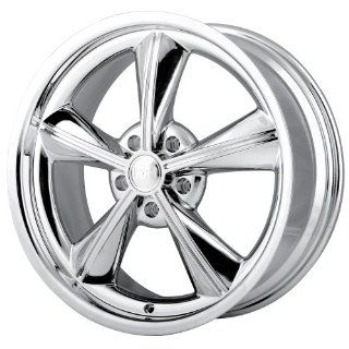18 Inch 18x9 Ion Alloy wheels STYLE 625 Chrome wheels rims: Automotive