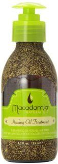 Macadamia Natural Healing Oil treatment 125ml, 1er Pack (1 x 125 ml): Drogerie & Körperpflege