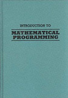 Introduction to Mathematical Programming N. K. Kwak, Schniederjans Marc J. 9780898747102 Books