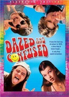 Dazed & Confused (Full Screen Flashback Edition): Jason London, Wiley Wiggins, Matthew McConaughey, Rory Cochrane, Sasha Jenson, Michelle Burke, Adam Goldberg, Anthony Rapp, Marissa Ribisi, Shawn Andrews, Cole Hauser, Milla Jovovich, Parker Posey, Ben