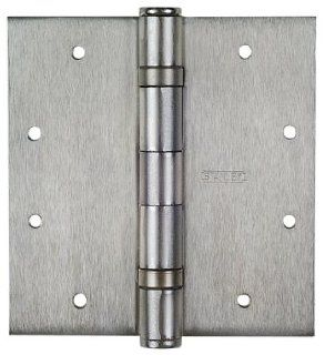 "FBB 179 4.5"" x 4.5"" Ball Bearing Hinge   Brushed Chrome (US26D) Finish   Door Hinges"
