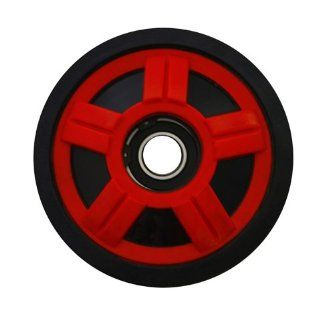 Kimpex 298938 Ski Doo 180 mm Red Idler Wheel: Automotive