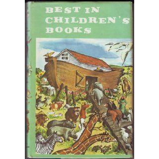 Best in Children's Books Volume 36 Noah's Ark, Pocahontas, Fisherman & His Wife, Mrs Piggle Wiggle's Won't Pick Up Toys Cure, Fairies, Wright Brothers, Lovely Time, Trip to the Pond, Chief Dooley's Busy Day, Tell Me about People, L