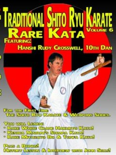 Traditional Shito Ryu Karate Volume 6   Rare Kata: Yamazato Productions:  Instant Video