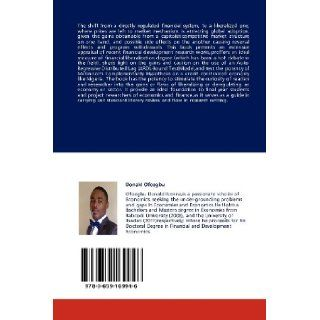 Financial Liberalization Effect on Savings, Credit and Economic Growth: McKinnon's Hypothesis?.hmm: Donald Ofoegbu: 9783659169946: Books