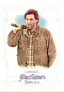 2013 Topps Allen and Ginter Trading Card # 231 Artie Lange Comedian at 's Sports Collectibles Store
