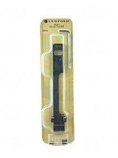 Leupold Standard 1 Piece Base Gloss Sav 110 RH 49996  Airsoft Gun Scope Mounts  Sports & Outdoors