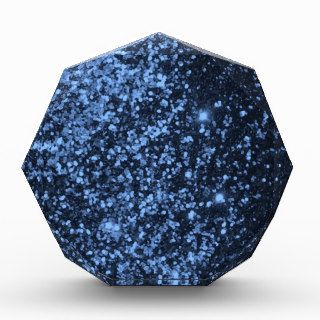 COOL ROYAL BLUE BLACK SPARKLE GLITTER BACKGROUND P AWARDS
