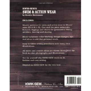 Kwik Sew's Swim & Action Wear: Kerstin Martensson: 9780913212189: Books