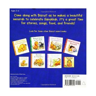 Biscuit's Hanukkah: Alyssa Satin Capucilli, Pat Schories, Mary O'Keefe Young: 9780060094690: Books
