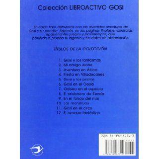 Gosi y Los Fantasmas (Spanish Edition): Paco Capdevila: 9788439287315: Books