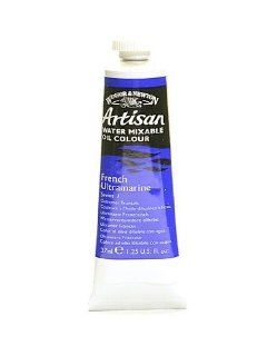 Winsor & Newton Artisan Water Mixable Oil Colours French ultramarine 37 ml 263 [PACK OF 3 ]