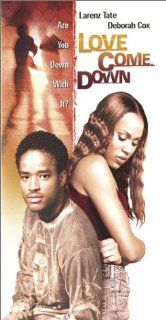Love Come Down [VHS]: Larenz Tate, Deborah Cox, Martin Cummins, Rainbow Francks, Peter Williams, Jennifer Dale, Kenneth Welsh, Clark Johnson, Barbara Williams, Sarah Polley, Naomi Gaskin, Travis Kyle Davis, Cl�ment Virgo, Damon D'Oliveira, Eric Jordan,
