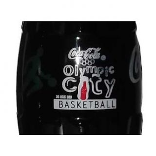 Olympic City Basketball Atlanta 1996 Coca Cola Bottle Entertainment Collectibles