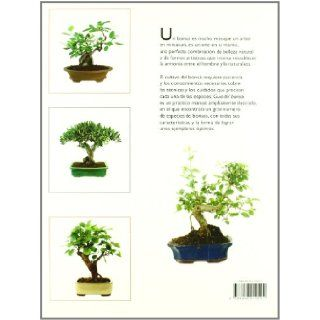 Guia Del Bonsai / The Bonsai Guide (Spanish Edition): Cristina Balbuena, Maria Jose Pedraz, Carlos Lazaro Diez: 9788466210201: Books