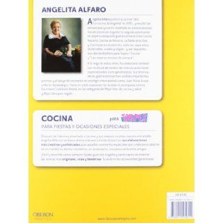 Cocina para fiestas y ocasiones especiales para torpes / Cooking for parties and special occasions for Dummies (Para Torpes / for Dummies) (Spanish Edition): Angelita Alfaro Vidorreta: 9788441532311: Books