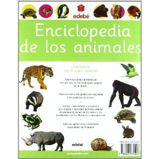 Enciclopedia De Los Animales / Animals Encyclopedia (Obras De Referencia/Reference Work) (Spanish Edition) 9788423674428 Books