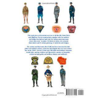 Uniforms Of The U.S. State Police & Highway Patrols R Spencer Kidd 9781471777295 Books