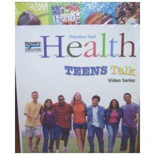 Health Teens Talk Video Series DVD (Discovery Education, Prentice Hall Health) B. E. Pruitt 9780133608793 Books
