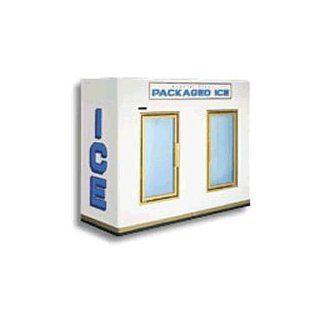 Leer 444 8709 380 Bag Premier Ice Merchandiser Automatic Defrost Appliances