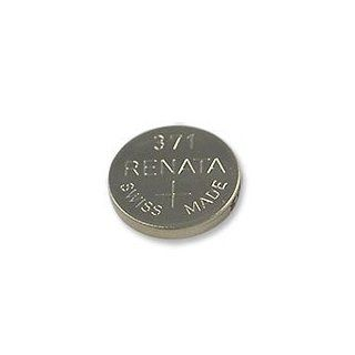 Renata Watch Battery 371   Button Cell Batteries