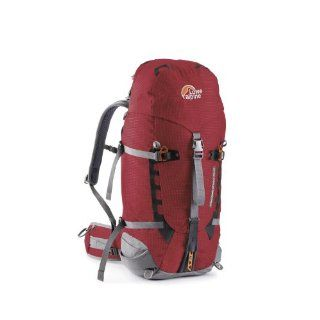 Lowe Alpine Mountain Attack 3545 (Pepper Red)  Internal Frame Backpacks  Sports & Outdoors