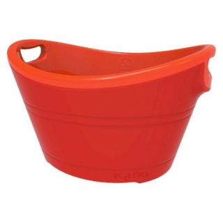 Igloo 20 Quart Party Bucket   Fiesta Orange