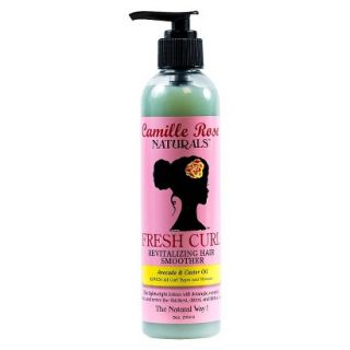 Camille Rose Fresh Curl Hair Smoother   8 oz