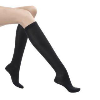 Smart Support Women's Seam Free Microfiber Nylon Light Support Trouser Socks Clothing