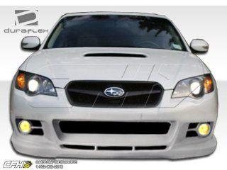 2008 2009 Subaru Legacy Duraflex Wings Front Bumper Cover   1 Piece Automotive