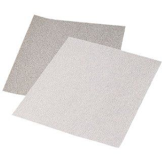 """3M 405N 320 Grit, 9"""" X 11"""", Silicon Carbide Paper Sheet, C Weight (100 Pack) Abrasive Sheets Industrial & Scientific"""