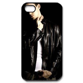 Custom Channing Tatum Cover Case for iPhone 4 WX1001: Cell Phones & Accessories