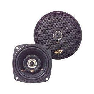 "Phoenix Gold QX420, 4"" (10cm) 2 way Koax Speaker, 45 Watts RMS  Vehicle Speakers"
