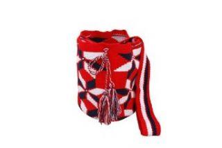 SeaSalt Wayuu Mochila Handmade Shoulder Bag WA 451 Cross Body Handbags Shoes
