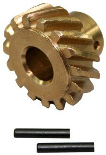 """PRW 0746001 0.500"""" Bronze Distributor Gear for Ford 429 460 and 351C 1968 97 Automotive"""