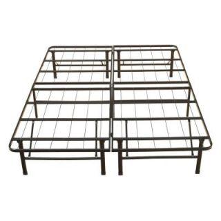 Full Size Rest Rite Metal Platform Bed Frame MFP00112BBDB