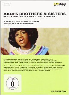 Aida's Brothers and Sisters: Black Voices in Opera: Verrett, Bumbry, Anderson, Robeson, Price, Allen, Hendricks, Estes, Grist, Friedrich, Said, McFerrin, Schmidt Garre, Schroeder: Movies & TV