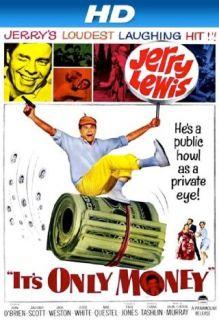 It'S Only Money [HD] Jerry Lewis, Joan O'Brien, Zachary Scott, Jack Weston  Instant Video