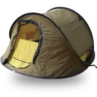 Major Surplus 3 Person Pop Tent 02 972600000  Pop Up Tent  Sports & Outdoors