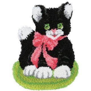 Craftways Itty Bitty Kitty Latch Hook Kit