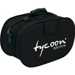 Tycoon Percussion Standard Bongo Carrying Bag: Musical Instruments